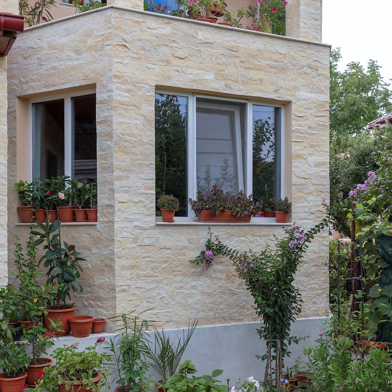 Catania Cream Spilface Marble 7.5 x 30 x 1.5 cm