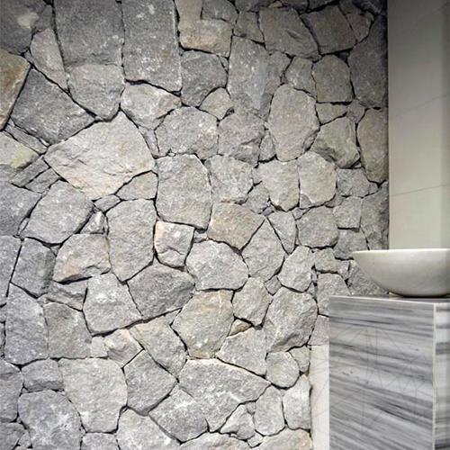 Rock Face Dias Poligonal Marble