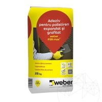 Adhesive for graphite expanded polystyrene - Weber P39 Max²