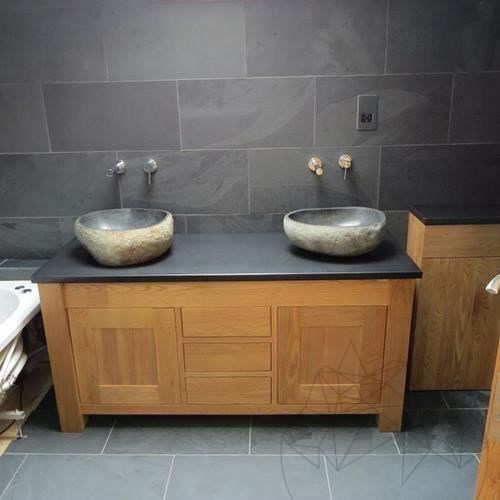 Black Slate Countertop Brushed 200 X 65 3 Cm