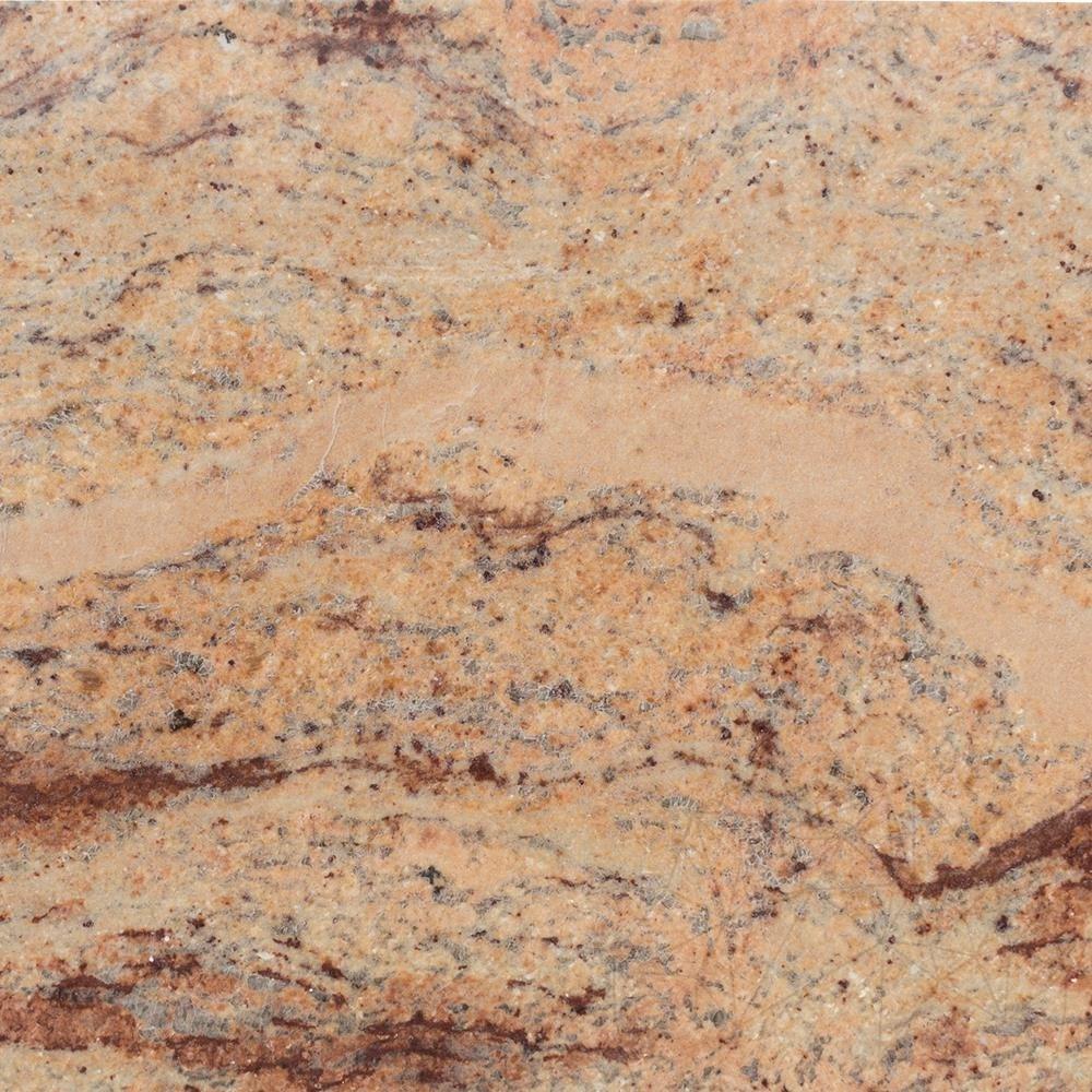 Fantastico Gold Polished Granite 61 x 30.5 x 1 cm