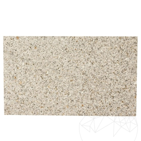 Pizza Stone Padang Yellow Honed Granite 50 x 30 x 2 cm
