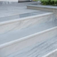 Kavala Polished Marble Stair 120 x 33 x 3 cm