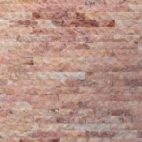 Peach Splitface Travertine 5cm x LL x 2 cm