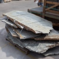 Sikis Polygonal Slate - Patio flagstone