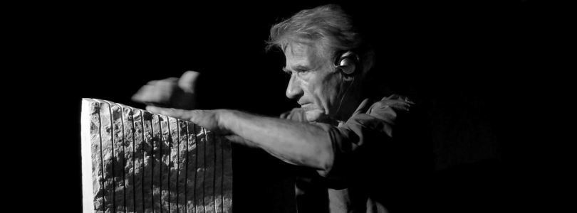 Natural stone can sing. The art and concerts of Pinuccio Sciola.