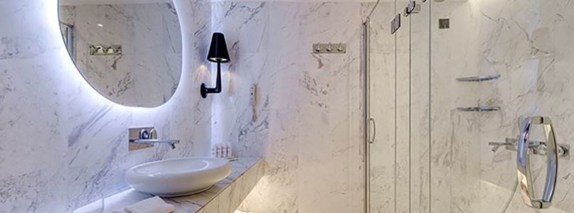 Calacatta Lucina marble, the epitome of elegance