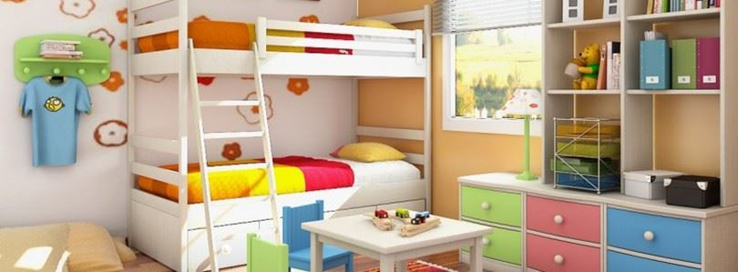 How to decorate your child's bedroom. Practical tips and ideas
