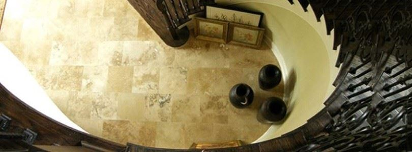 10 Fresh Ideas for Using Travertine in a Decoration Project