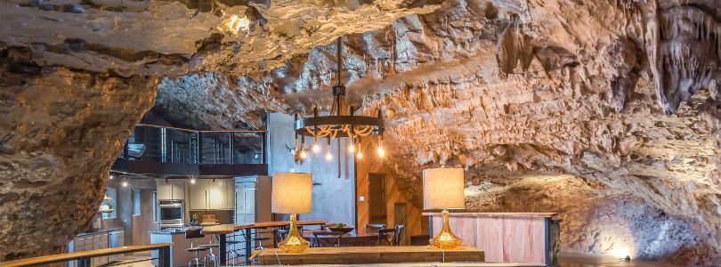 Beckham Creek Cave Lodge - The world's most incredible and exclusive hotel (1)