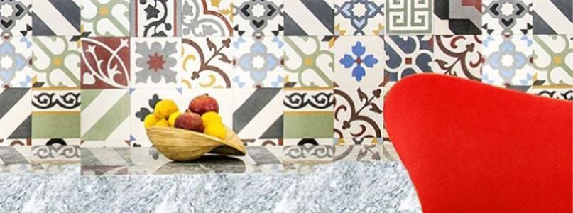 Discover Oriental Terrazzo for your decoration projects