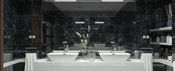 The Fascinating Extra Blue Granite and its Magical Reflections