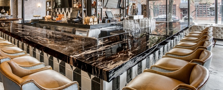 4 Amazing Countertops for your Restaurant: Journey of Stone into Culinary Universe