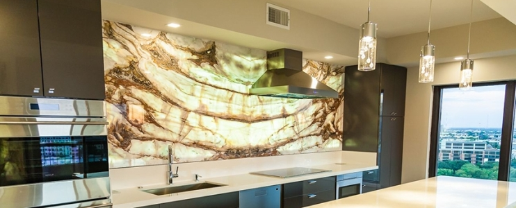 ONYX countertops and backsplashes – 8 PRO and CONS