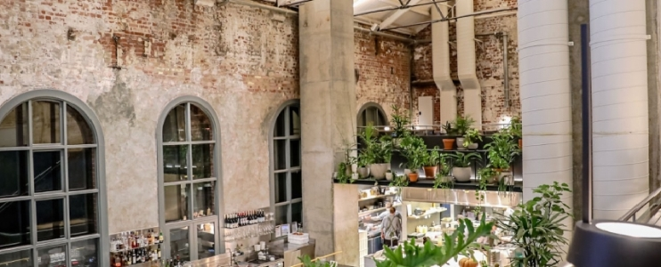 Decorative brick: Discover 4 Amazing restaurants