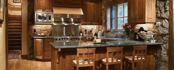 Tips for Using Natural Stone in Your Kitchen