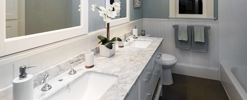 Best Tips for Choosing Your Stone Bathroom Countertop