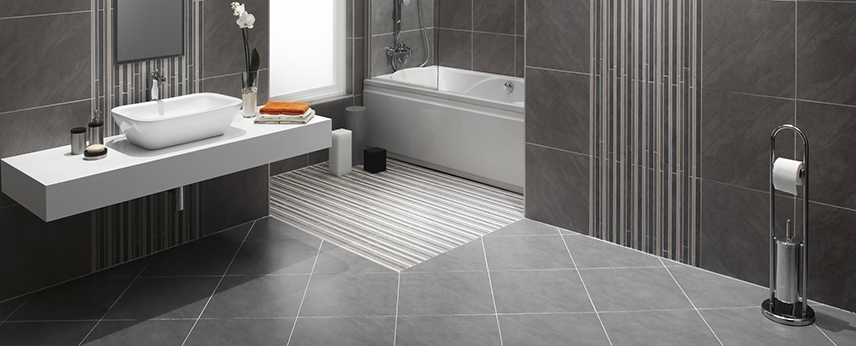 Small Bathroom Flooring Options