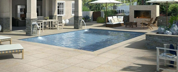 Outdoor ceramic tiles – the new trend in outdoor paving